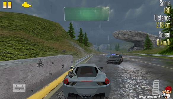 Polizia Highway Racer