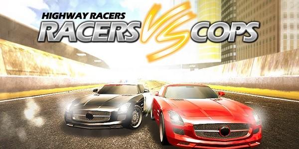 Racer vs. Cops: gioco di corse e inseguimenti