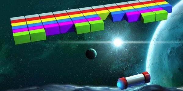 Space Tiles: gioco online simile ad Arkanoid e Breakout