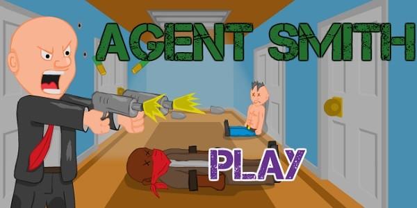 Agent Smith: gioco d'azione a scorrimento orizzontale