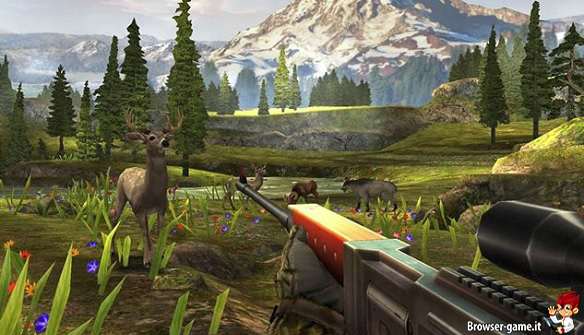 Ambientazione Deer Hunter 2014