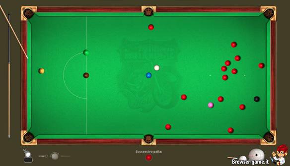 Biliardo Snooker Live Pro