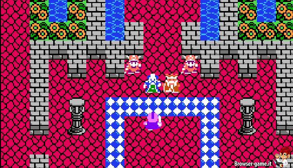 Dragon Warrior IV Online