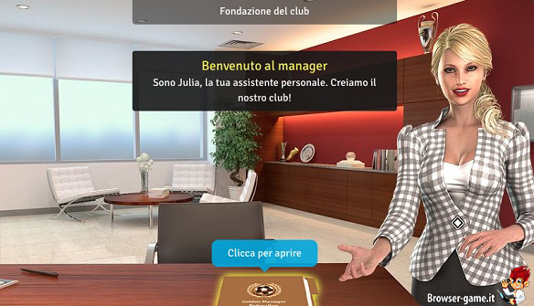 Fondazione club Golden Manager