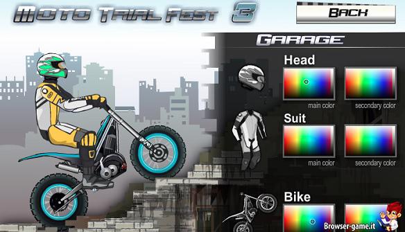 Garage Moto Trial Fest 3
