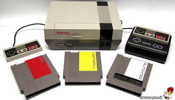 Giochi cartucce NES