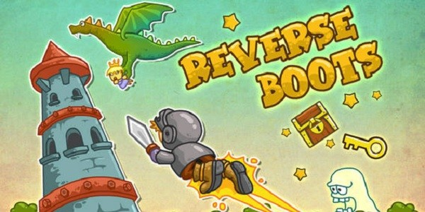 Reverse Boots: divertente mix tra platform e rompicapo
