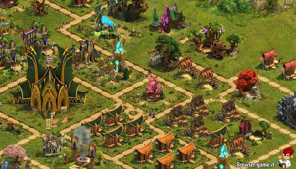 Città elfi Elvenar