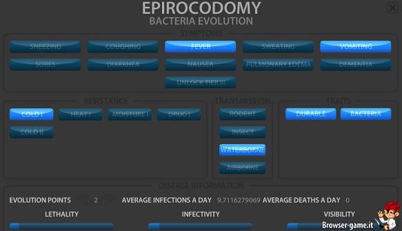 Epirocodomy Pandemic 2