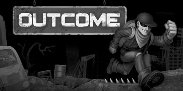 Outcome: originale endless runner post-apocalittico