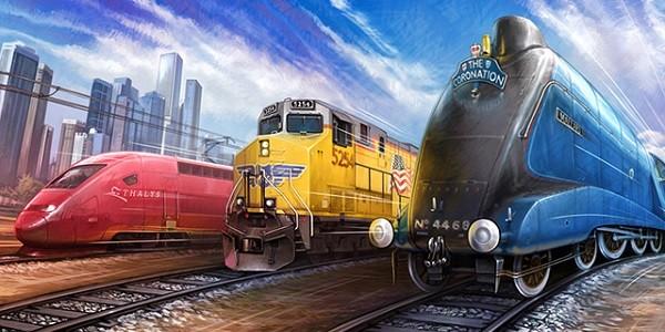 Trainstation: gioco gestionale ferroviario
