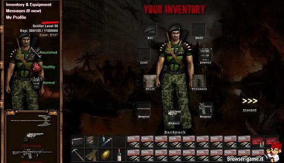 dead-frontier-equipaggiamento