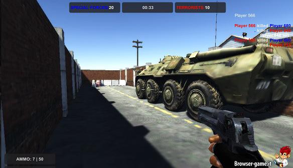 Carro armato Special Strike