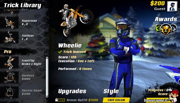 Personalizzazione Motocross Nitro