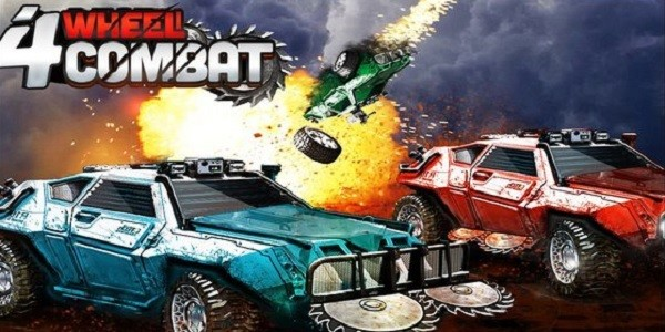 4 Wheel Combat: mix tra gioco di auto ed endless runner