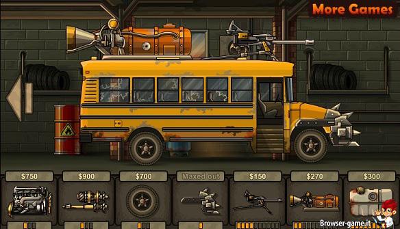 Autobus earn to die 2