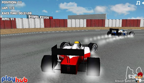 Gara Formula Driver