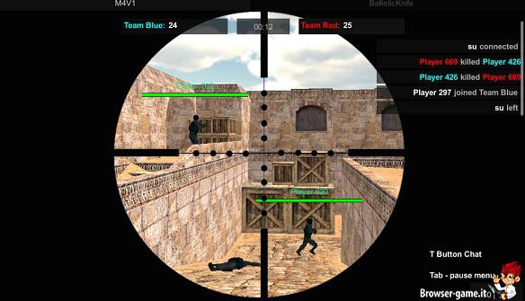 Mirino Combat Strike