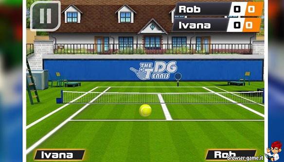Partita Tennis 3D