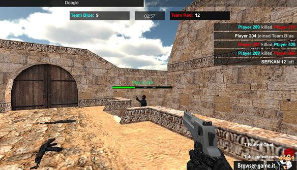 Pistola Combat Strike