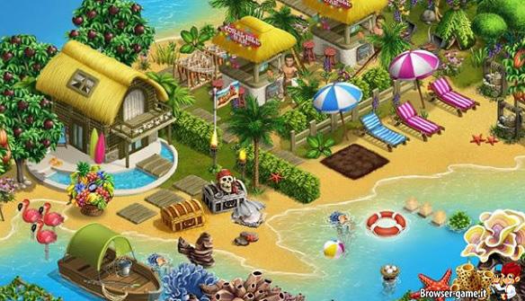 Spiaggia Coral Isle