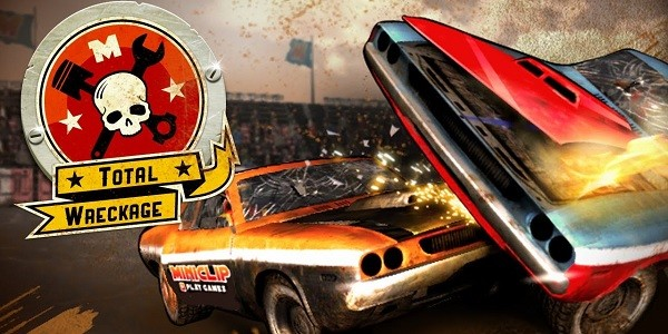 Total Wreckage: gioco di auto in stile destruction derby