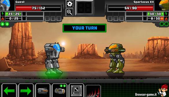 combattimento Super Mechs