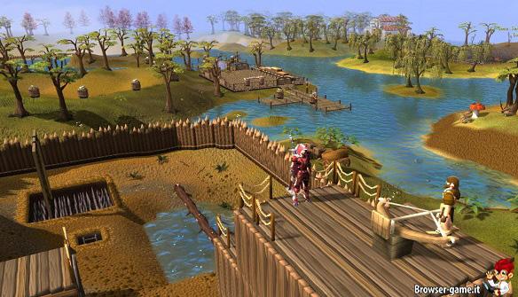 Ambientazione RuneScape