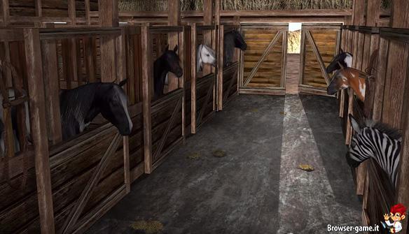 Cavalli A Virtual Horse