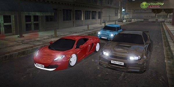 3D Parking City Rumble: diventa un mago dei parcheggi