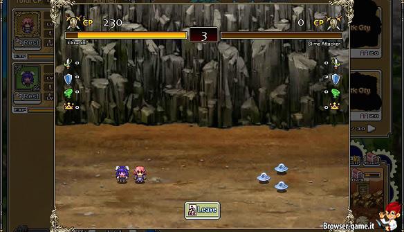 Combattimento Pixel Hero