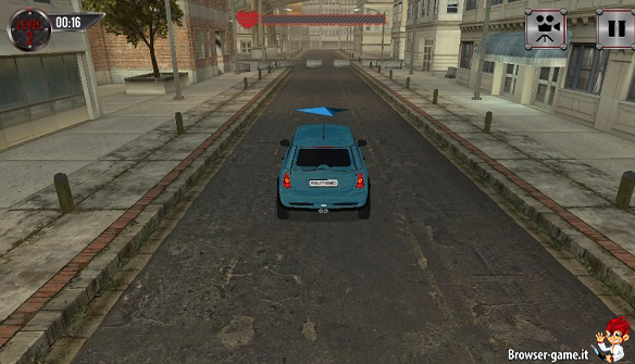 Gioco City Rumble 3D