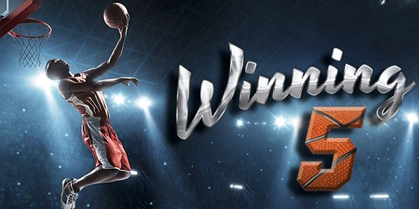 Winning Five: browser game manageriale di basket
