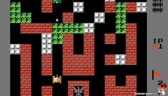 Battle City gameplay