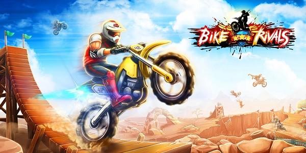 Bike Rivals: gioco online gratuito di motocross
