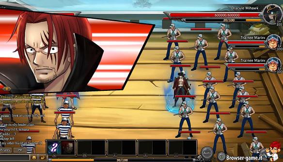 Combattimento One Piece Online 2