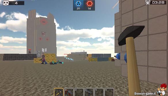 Martello Cube Wars