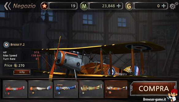 Aerei Air Fighter World War