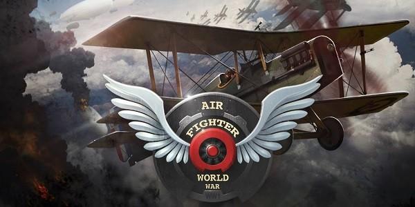 Air Fighter World War: pilota il tuo aereo da guerra