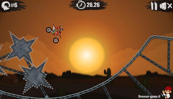 Gameplay Moto X3M