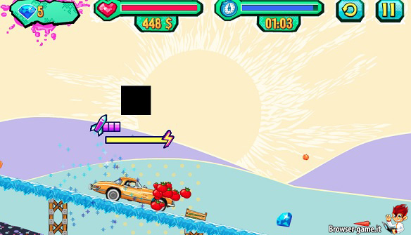 Gameplay Theft Super Cars