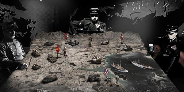 Global Wars: nuovo browser game sulla seconda Guerra Mondiale