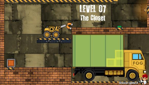 Livello 7 Truck Loader