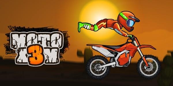 Moto X3M: inconsueto gioco di motocross gratuito