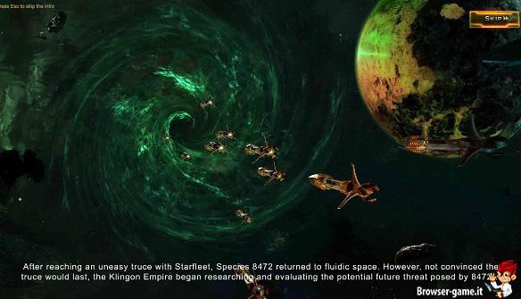 Narrazione Star Trek Alien Domination