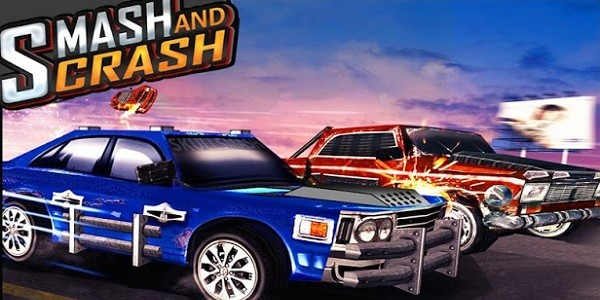 Smash & Crash: endless runner automobilistico