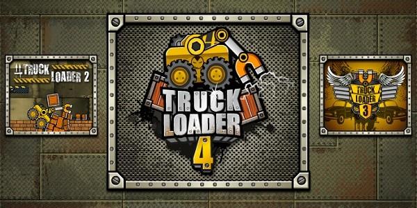 Truck Loader: alla guida di un muletto dotato di magnete!