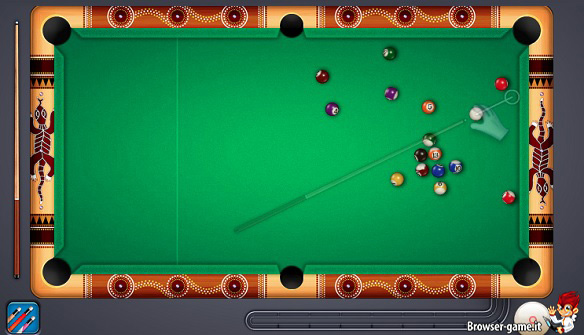 tavolo da biliardo 8 Ball Pro