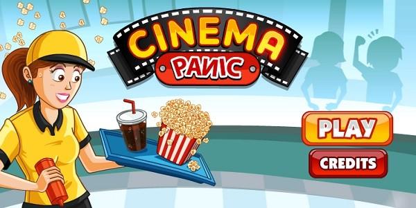 Cinema Panic: gioco online dove poter gestire un cinema