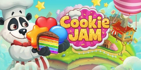 Cookie Jam: il Candy Crush dei biscotti